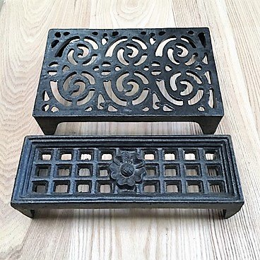 Cast Iron Air Bricks