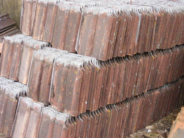 Clay Roofing Tiles Wells Reclamation