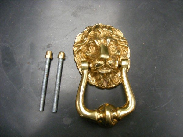 Lion Door Knocker (125mm)