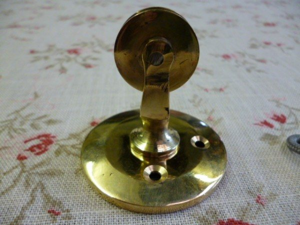 Brass Bell Pulley (Off set)