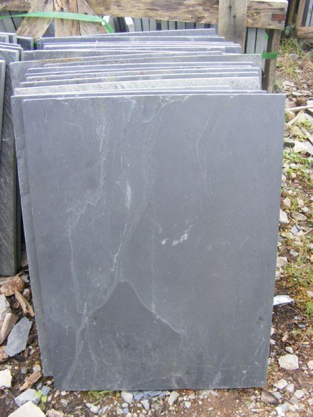 Dark Grey Slate 25mm (Priced £29 per m2)