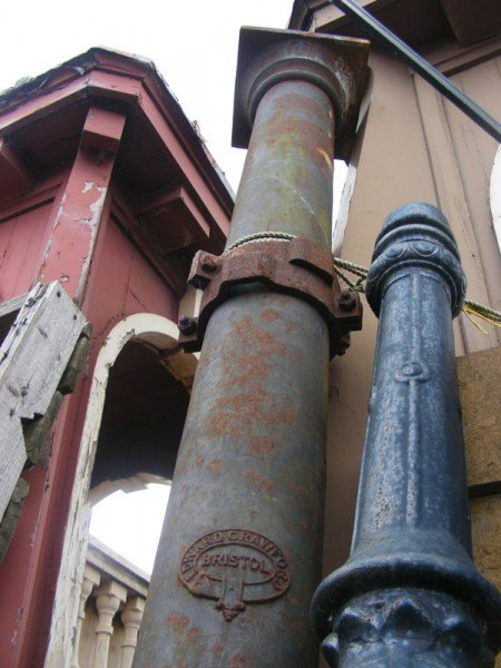 Columns (Cast Iron Large)