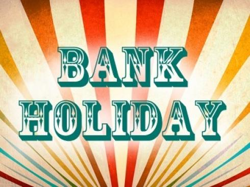 Bank Holiday Weekend Opening Hours