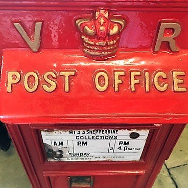 Postboxes