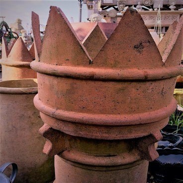 Chimneys & Finials