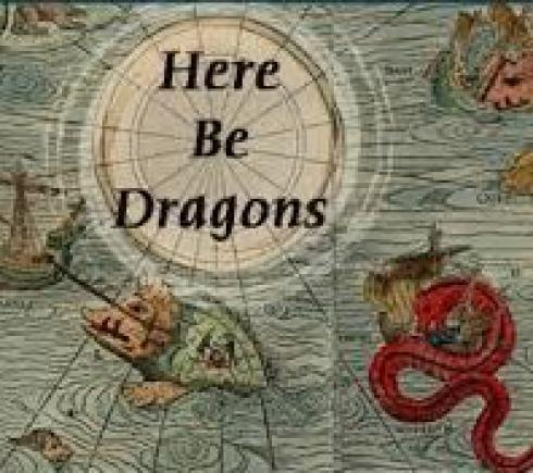 Here be dragons...