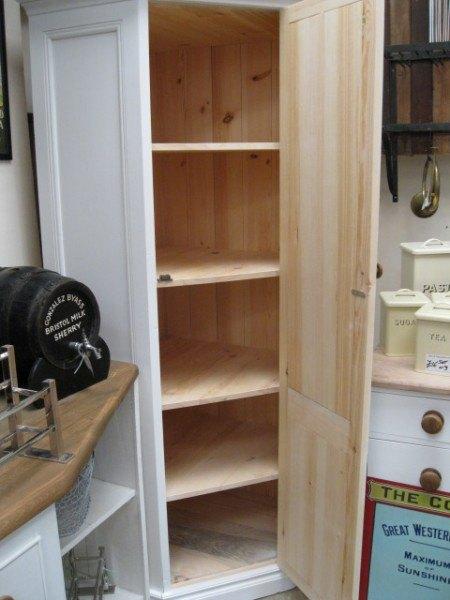 Corner Cupboard Wells Reclamation