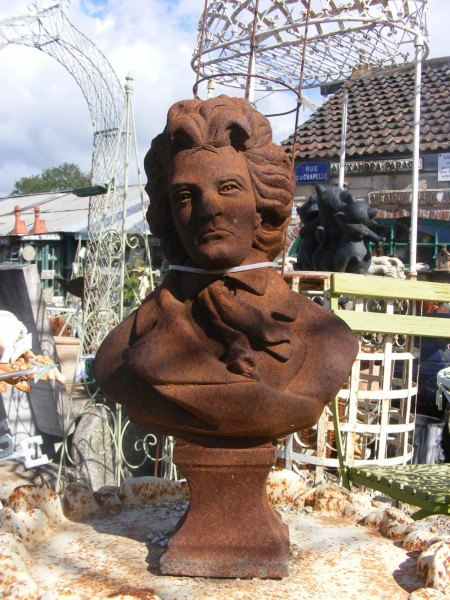 Beethoven Statue Wells Reclamation