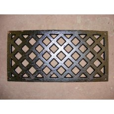 Diamond Pattern Air Vent (12'x6')