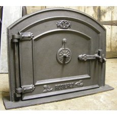 Pizza Oven Door & Bread oven doors - Wells Reclamation