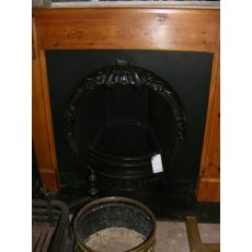 Regency Style Fireplace (Horse Shoe)