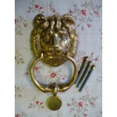 Lion Door Knocker (175mm)