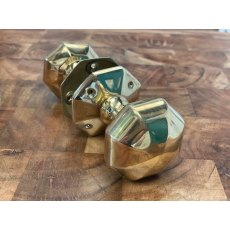 Octagonal Door Knobs