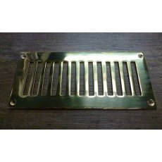 Brass Air Vent (9' x 4')