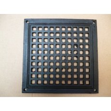 "Grid Pattern Air Vent (6""x 6"")"