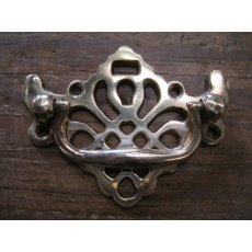 Brass Plate Handle (Pierced)
