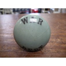 Ceramic Cupboard Knob (War Dept)