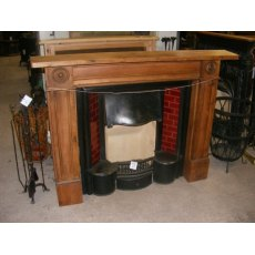 Wooden Fire Surrounds (Bullseye)