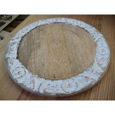 Round Decorative Chopping Board