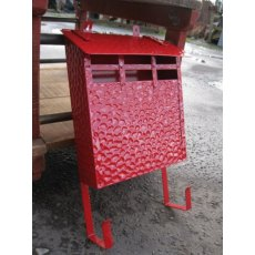 Red Postbox (Slim)