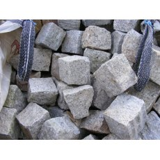 Granite Cobbles (Speckled Grey)