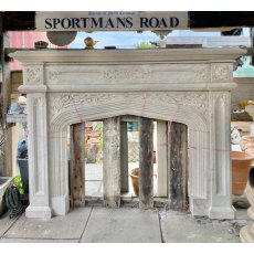Stone Fireplace (Glastonbury)