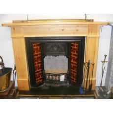 Wooden Fire Surround (Simple)