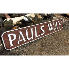 Pauls Way (Cast Iron)