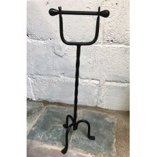Wrought Iron Loo Roll Holder