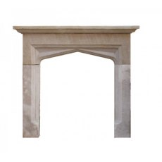 Stone Fireplace (Minster)