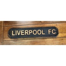 Wooden Sign (Liverpool FC)