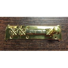 Brass Door Bolt