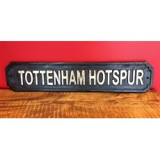 Wooden Sign (Tottenham Hotspur)