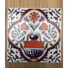Wall Tile (Urn)