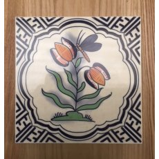 Wall Tile (Butterfly)