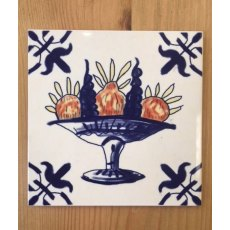 Wall Tile (Fruit Bowl)