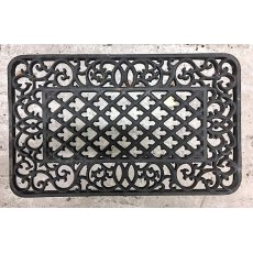 Cast Iron Door Mat (Lattice)