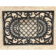 Cast Iron Door Mat (Decorative)