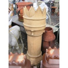 Chimney Pot (crown top)