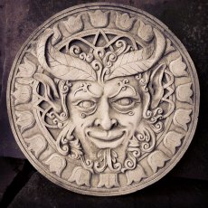 Ancient Greenman (Horns)