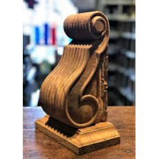 Wooden Corbel (Teak Reeded)