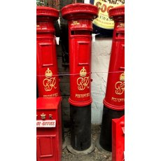 Cast Iron Pillar Box