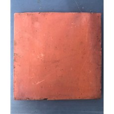 Farmhouse Rustic Terracotta (Red)