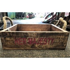 Wooden Storage Box (Majesty)