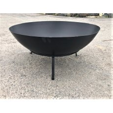 Garden Fire Pit on Stand