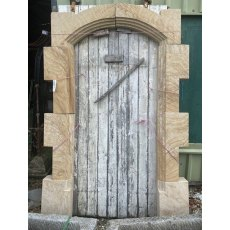 Stone Door Surround