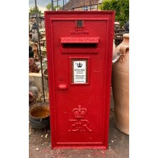 Original reclaimed late 1950's Royal Mail postbox