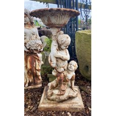Antique Children water feature