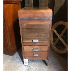 1930's deco filing cabinet