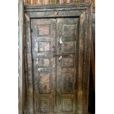 Carved Teak doors